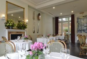 clarkes restaurant, 124 kensington church street,London