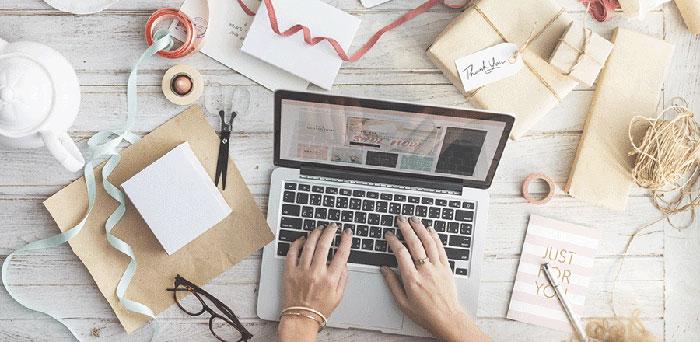 desktop and stationery