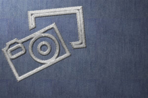 logo embroidery printing